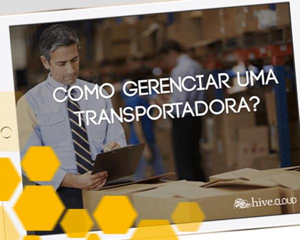 E-book – Como Gerenciar uma Transportadora?
