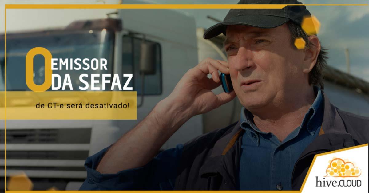 Sua transportadora está preparada para o fim do emissor da Sefaz? | Hive.cloud