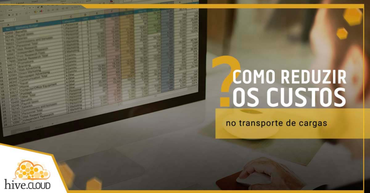 Entenda como reduzir os custos no transporte de cargas | Hive.cloud