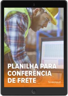Planilha para Conferência de Frete