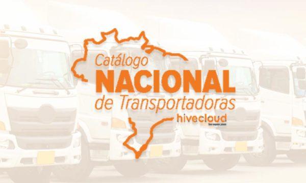 Conheça o Catálogo Nacional de Transportadoras Hivecloud.