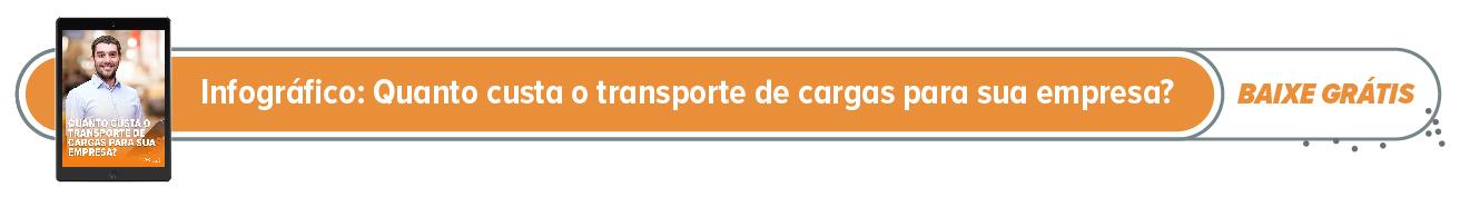 Infográfico custos do transporte de carga