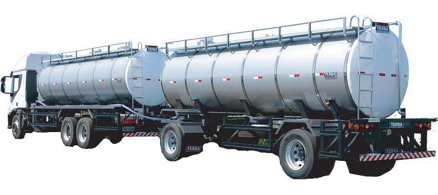 Carroceria tanque