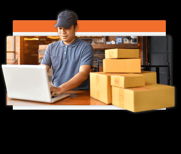 Otimize a gestão de transporte do seu<br /> e-commerce