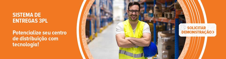sistema 3pl para gestão de entregas
