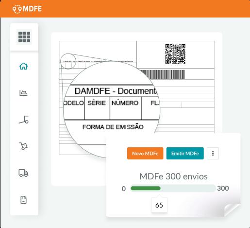 Emissor de MDFe completo para sua empresa
